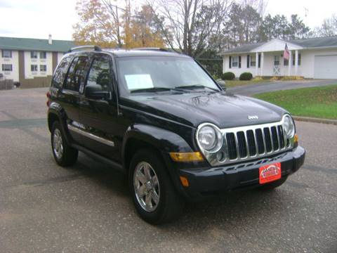 2007 Jeep Liberty for sale in Turtle Lake, WI
