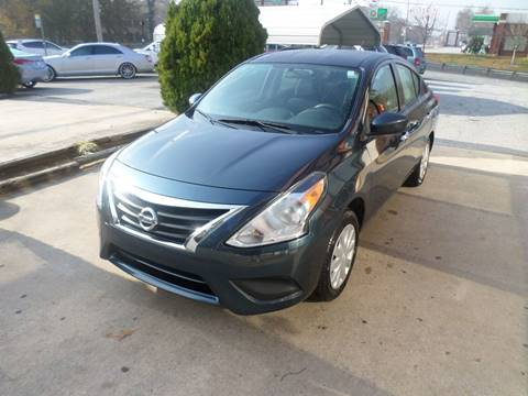 2015 Nissan Versa for sale in Fairburn, GA