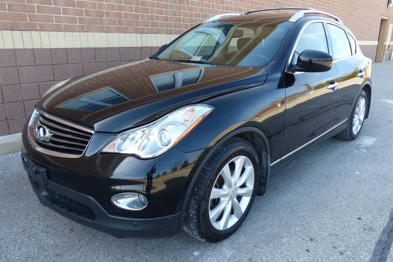 2008 Infiniti Ex35 Awd 4dr Crossover In New Haven Mi Macomb