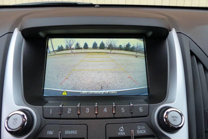 2017 Chevrolet Equinox AWD LT 4dr SUV w/1LT In New Haven MI