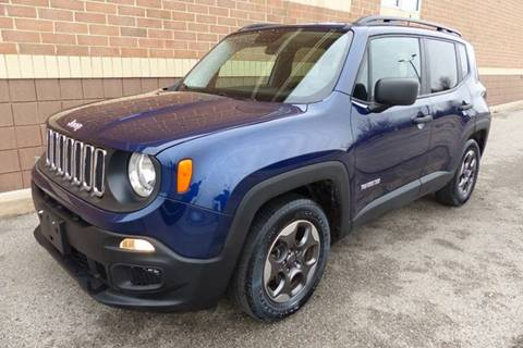 2017 Jeep Renegade for sale in New Haven, MI