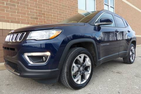 2018 Jeep Compass for sale in New Haven, MI