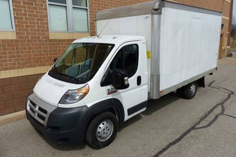 2014 RAM ProMaster Cab Chassis for sale in New Haven, MI