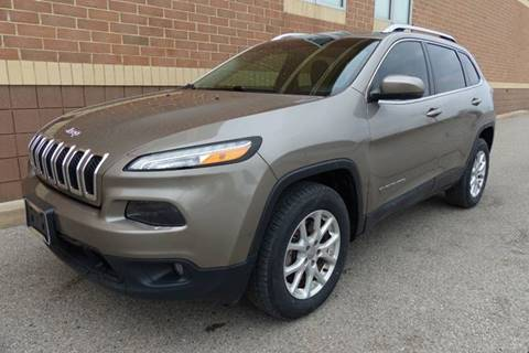 2016 Jeep Cherokee for sale in New Haven, MI