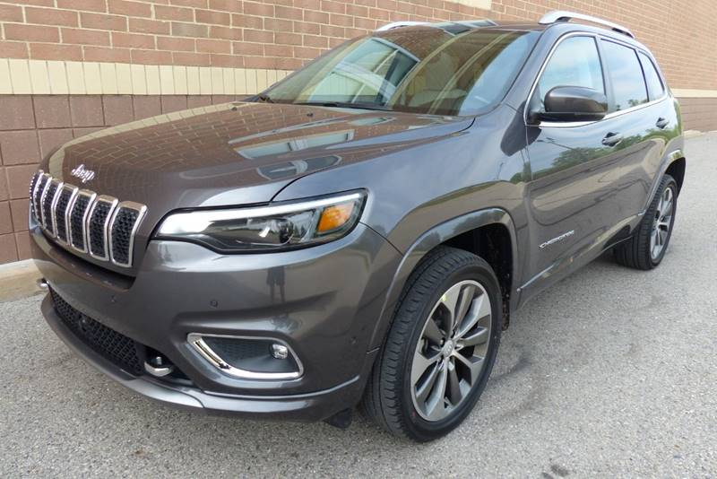 2019 Jeep Cherokee Overland 4dr Suv In New Haven Mi Macomb