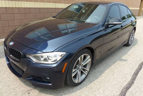 2013 Bmw 3 Series For Sale In New Haven Mi