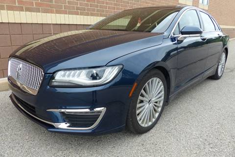 2017 Lincoln MKZ for sale in New Haven, MI