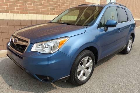 2015 Subaru Forester for sale in New Haven, MI