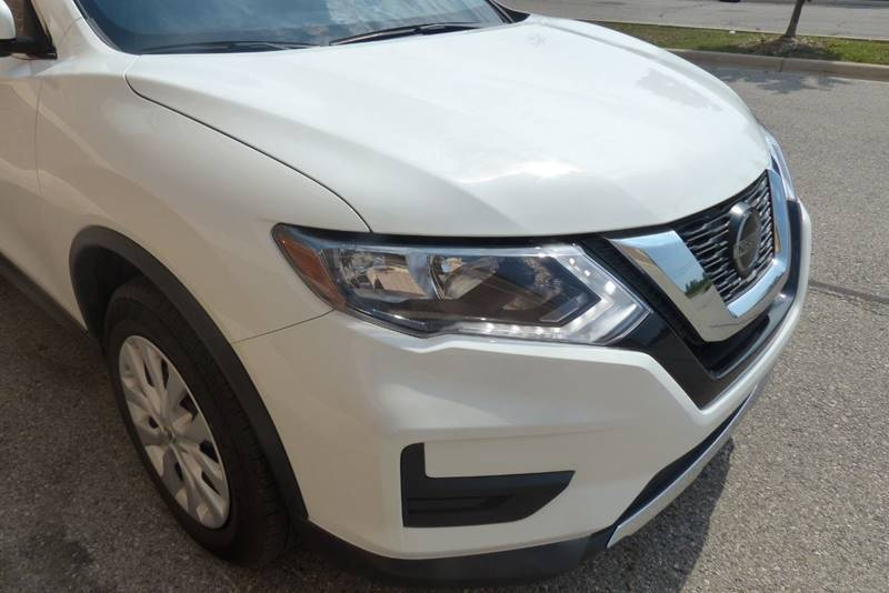 2018 Nissan Rogue SL 4dr Crossover In New Haven MI - Macomb