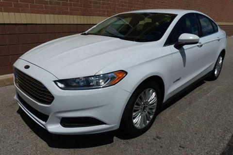 2014 Ford Fusion Hybrid for sale in New Haven, MI