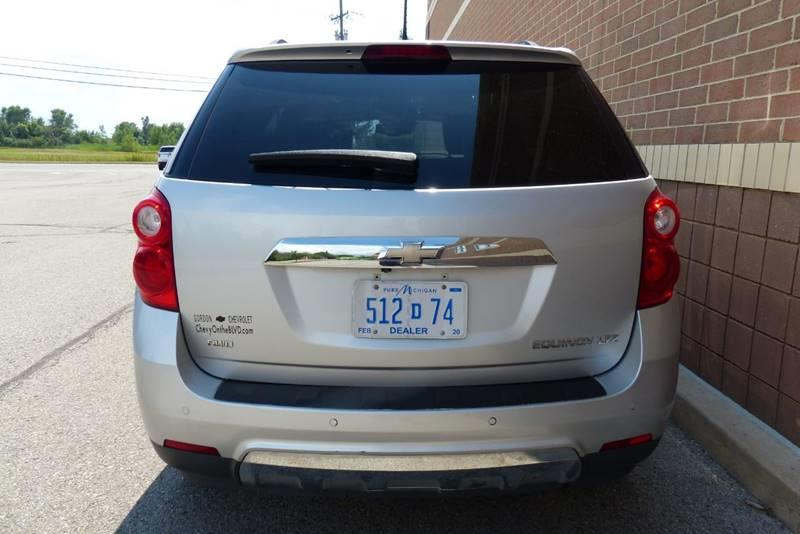 2013 Chevrolet Equinox AWD LTZ 4dr SUV In New Haven MI