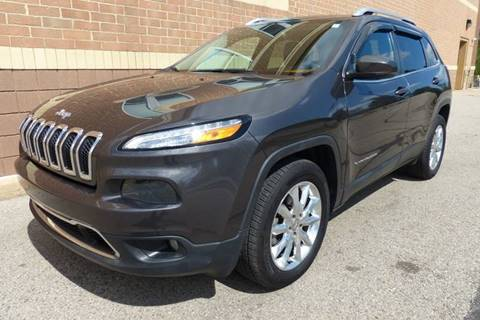 2015 Jeep Cherokee for sale in New Haven, MI