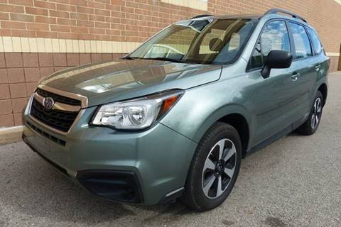 2018 Subaru Forester for sale in New Haven, MI