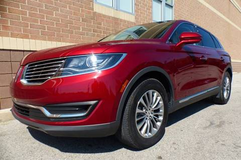2016 Lincoln MKX for sale in New Haven, MI