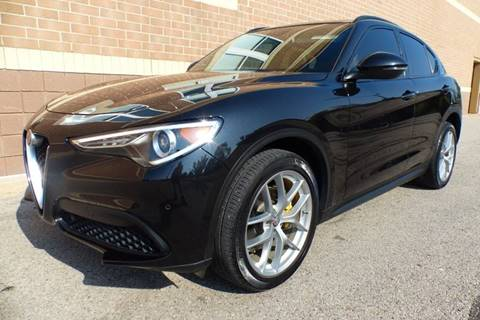 2018 Alfa Romeo Stelvio for sale in New Haven, MI