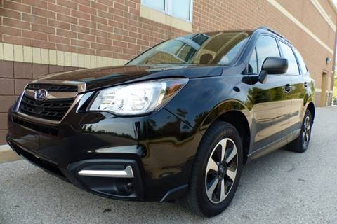2017 Subaru Forester for sale in New Haven, MI