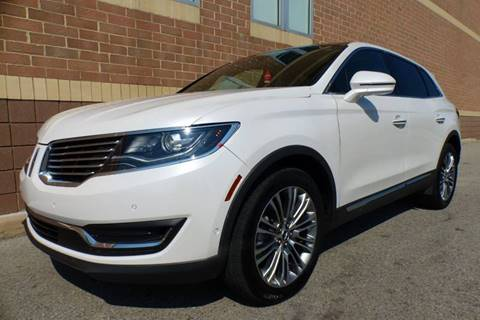 2017 Lincoln MKX for sale in New Haven, MI