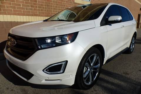 2018 Ford Edge for sale in New Haven, MI