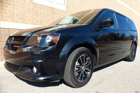 2017 Dodge Grand Caravan for sale in New Haven, MI