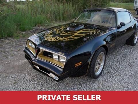 1977 Pontiac Trans Am for sale in Hayward, CA