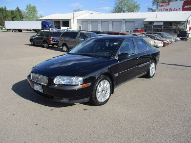 2002 Volvo S80 4dr T6 Turbo Sedan - Inver Grove Heights MN