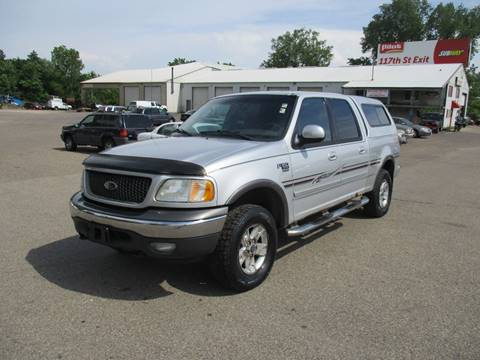2002 Ford F-150 for sale in Inver Grove Heights, MN
