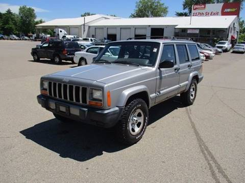 2001 Jeep Cherokee for sale in Inver Grove Heights, MN