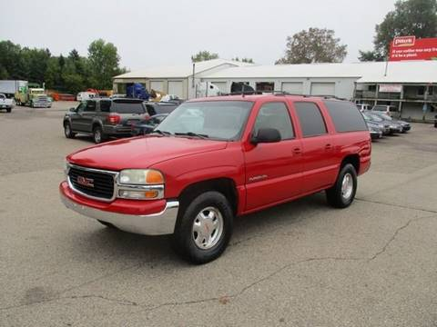 2002 GMC Yukon XL for sale in Inver Grove Heights, MN