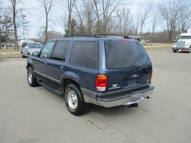 2000 Ford Explorer 4dr XLT 4WD SUV - Inver Grove Heights MN