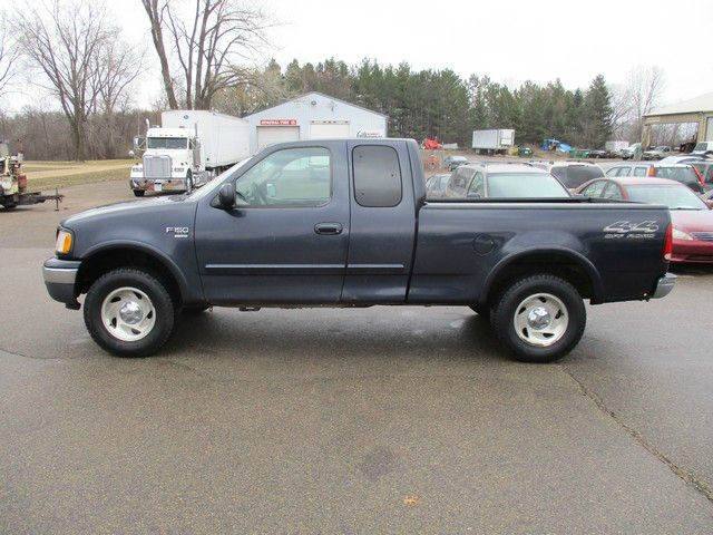 2000 Ford F-150 4dr XLT 4WD Extended Cab SB - Inver Grove Heights MN