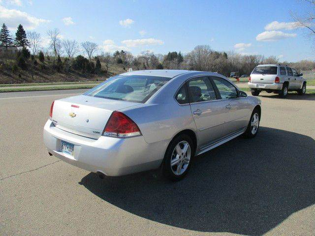 2013 Chevrolet Impala Unmarked Police 4dr Sedan w/3FL - Inver Grove Heights MN