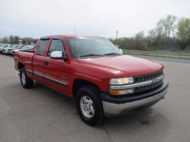 2002 Chevrolet Silverado 1500 4dr Extended Cab LS 4WD SB - Inver Grove Heights MN