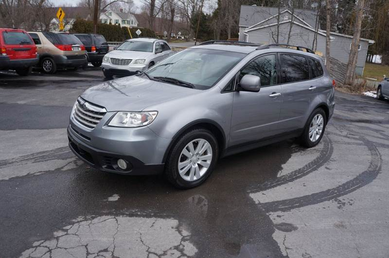 2008 Subaru Tribeca for sale at Autos By Joseph Inc in Highland NY