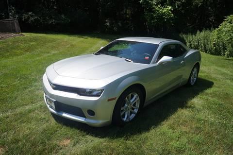 2014 Chevrolet Camaro for sale in Milton, NY