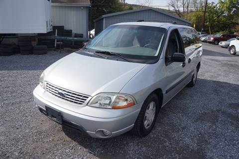 2003 Ford Windstar for sale in Milton, NY