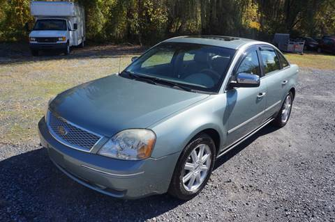 2005 Ford Five Hundred for sale in Milton, NY