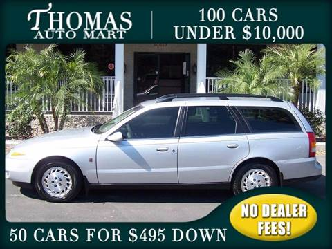 2001 Saturn L-Series for sale in Dade City, FL