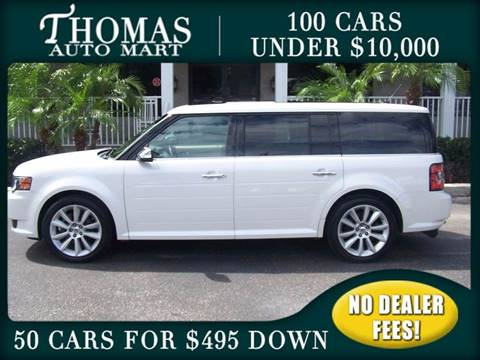 2011 Ford Flex for sale in Dade City, FL