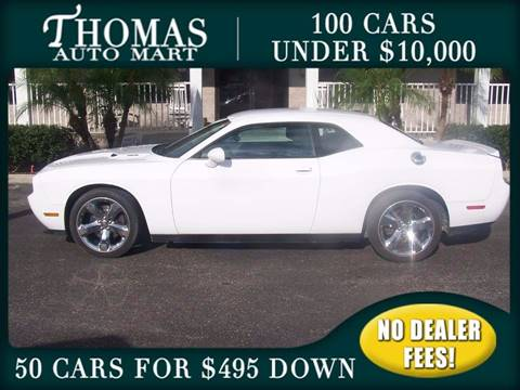 2014 Dodge Challenger for sale in Dade City, FL