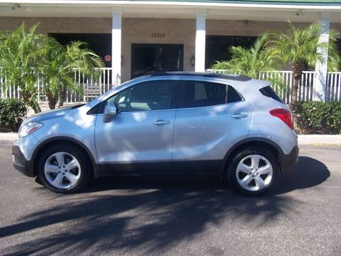 2015 Buick Encore for sale at Thomas Auto Mart Inc in Dade City FL
