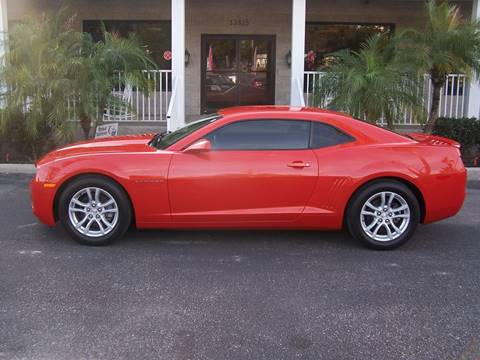 2013 Chevrolet Camaro for sale at Thomas Auto Mart Inc in Dade City FL