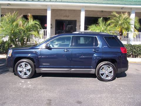 2015 GMC Terrain for sale at Thomas Auto Mart Inc in Dade City FL