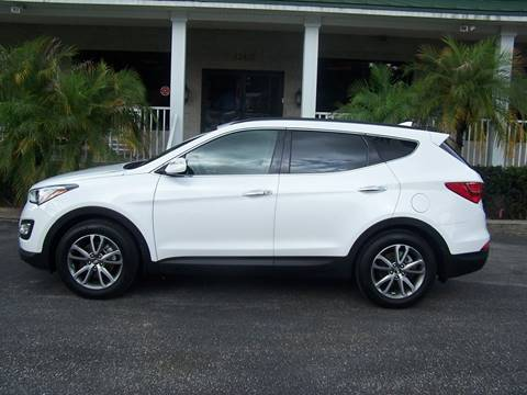 2014 Hyundai Santa Fe Sport for sale at Thomas Auto Mart Inc in Dade City FL