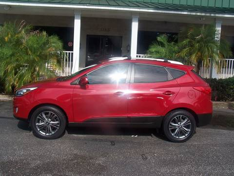 2015 Hyundai Tucson for sale at Thomas Auto Mart Inc in Dade City FL
