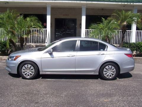 2012 Honda Accord for sale at Thomas Auto Mart Inc in Dade City FL