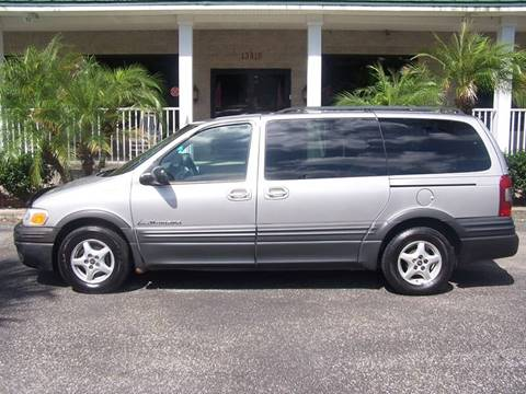 2005 Pontiac Montana for sale in Dade City, FL