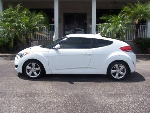 2015 Hyundai Veloster for sale at Thomas Auto Mart Inc in Dade City FL