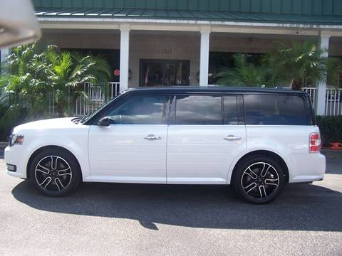 2015 Ford Flex for sale at Thomas Auto Mart Inc in Dade City FL