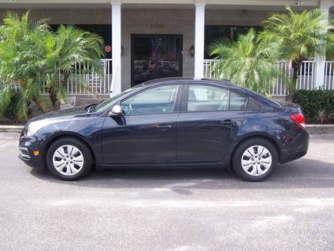 2015 Chevrolet Cruze for sale at Thomas Auto Mart Inc in Dade City FL