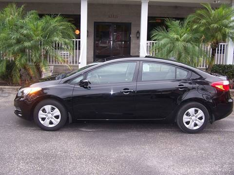 2015 Kia Forte for sale at Thomas Auto Mart Inc in Dade City FL
